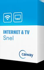 Internet en Televisie Snel